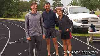 Valleyview man and friends complete six day running journey - EverythingGP