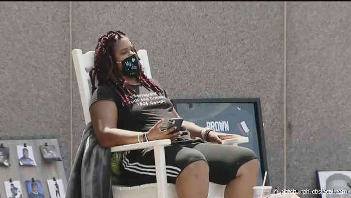 Mother On Hunger Strike Demands Answers Over Son's Death At Duquesne University