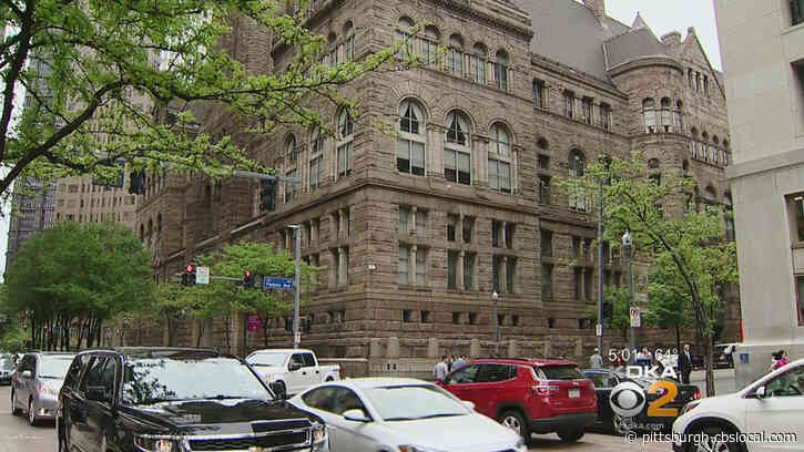 Allegheny Co. President Judge Orders 'As Many Proceedings As Possible Through Videoconferencing' As 2 More Court System Employees Test Positive For Coronavirus