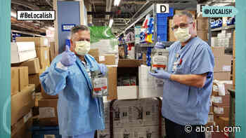 Family owned business donates 10,000 bags of beef jerky to medical workers