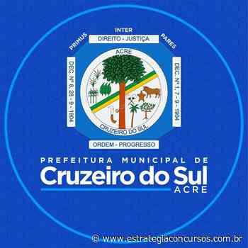 Prefeitura Cruzeiro do Sul AC aprova plano de cargo e... - Estratégia Concursos