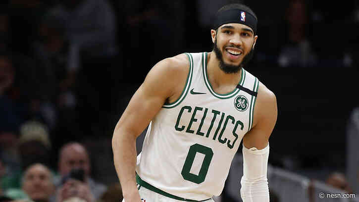Jayson Tatum Offers Simple Reminder Of Celtics' Mindset Entering Orlando