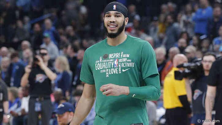 Chris Paul Asked Jayson Tatum To Get Involved With NBA/NBPA Negotiations
