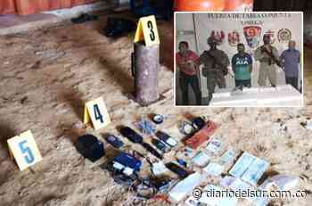 Neutralizada acción terrorista en Cartagena del Chairá, Caquetá - Diario del Sur