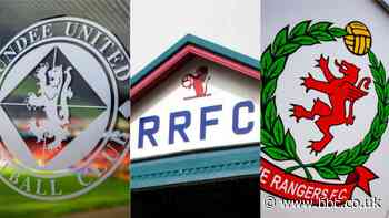 Dundee United, Raith Rovers & Cove Rangers ask clubs for help in legal fight - BBC News