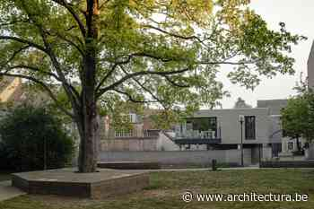 Architects in Motion transformeert Hofpoort in Turnhout met stadspaalwoning - architectura.be