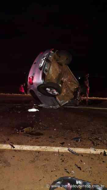 Jovem morre em acidente entre Delta e Igarapava - Jornal de Uberaba