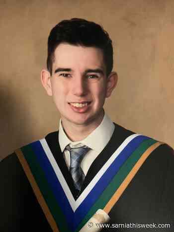 St. Pat's grad wins prestigious Point Edward scholarship - Sarnia and Lambton County This Week