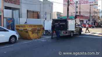 Pedreiro morre ao cair de estrutura em obra de Vila Velha - A Gazeta ES