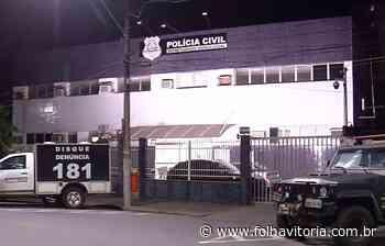 Jovem é assassinado enquanto seguia para casa da sogra em Vila Velha - Folha Vitória