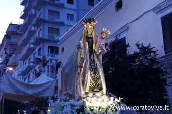 Corato si prepara per celebrare la Madonna del Carmine - CoratoViva