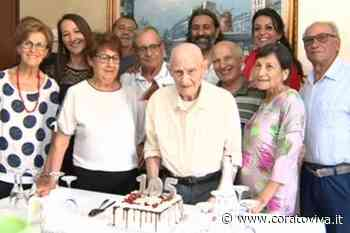 105 candeline per zio Giovanni - CoratoViva
