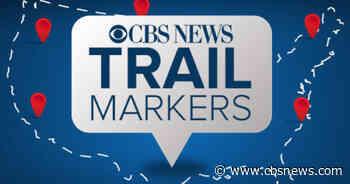 2020 Daily Trail Markers: Democratic Senate candidates raise serious cash - CBS News
