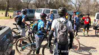 Cyclists Coalition awarded $102000 trail-building grant - Verde Independent