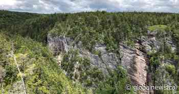 New road and observation deck officially opens at Fundy Trail Parkway - Globalnews.ca
