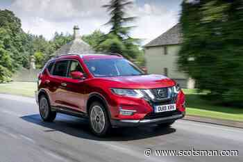 Nissan X-Trail review - veteran campaigner is falling behind - The Scotsman