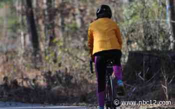 Traffic increases on Virginia Capital Trail from social distancing, physical activity - WWBT NBC12 News