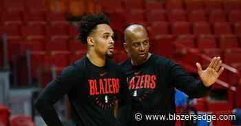 Coach Dale Osbourne Will Not Travel to Orlando with Trail Blazers - Blazer's Edge