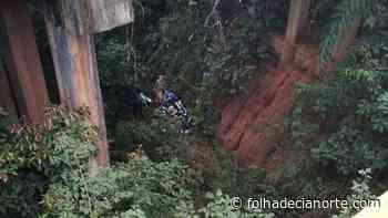 Homem que caiu de Viaduto em Cianorte não resiste e morre no Hospital - Folha De Cianorte