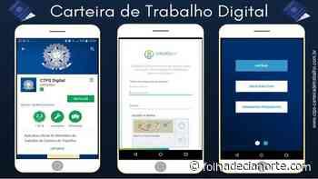 Trabalhadores buscam vagas e seguro-desemprego pela internet - Folha De Cianorte