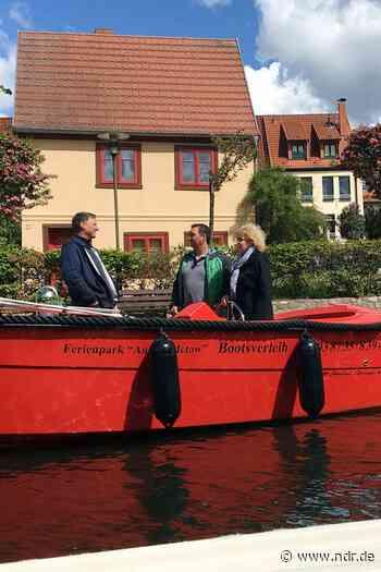 Die Stadtperlen aus Plau am See - NDR.de