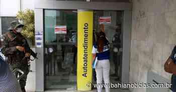 Agência do Banco do Brasil em Salvador é interditada por causar aglomeração - Bahia Notícias