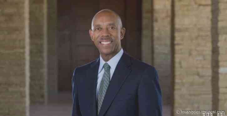 Dr. Michael Drake Becomes UC System's First Black President