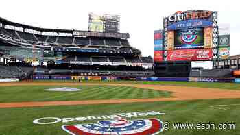 Report: Mets to host Yankees on 9/11 in '21