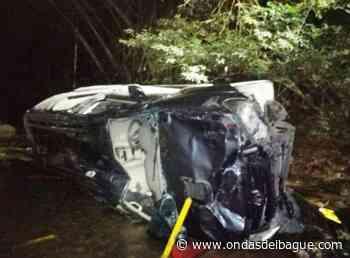Accidente de tránsito en Carmen de Apicalá deja dos heridos - Ondas de Ibagué