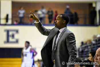 MEN'S BASKETBALL: Yale assistant Tobe Carberry accepting position on Columbia staff - Yale Daily News