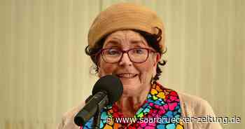 Kabarett mit Alice Hoffmann in der Icelounge in Homburg - Saarbrücker Zeitung