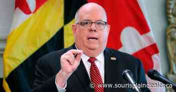 Maryland GOP governor releasing book on his tenure, politics - Souris Plain Dealer