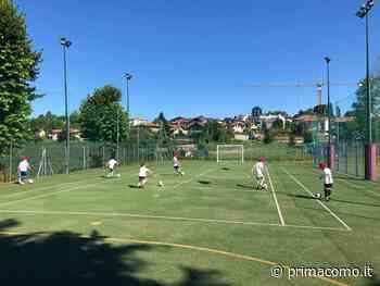 Leve calcio arrivano tanti Open day per l'US Inverigo - Prima Como
