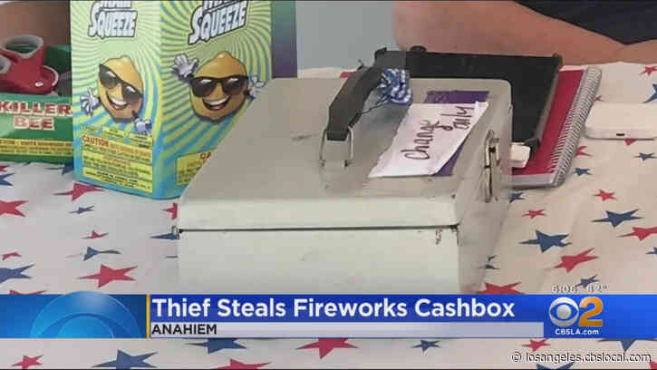 $10K Stolen From Young Ice Skaters' Fireworks Fundraiser