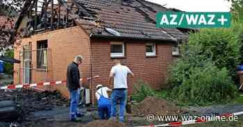 Landgericht Hildesheim: Bald Urteil zu Brandserie im Südkreis Gifhorn - Wolfsburger Allgemeine