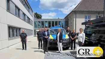 Bundestagsabgeordnete Pahlmann zu Gast bei der Polizei Gifhorn - Gifhorner Rundschau