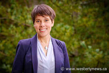 Elizabeth May endorses Furstenau in BC Greens race - Westerly News