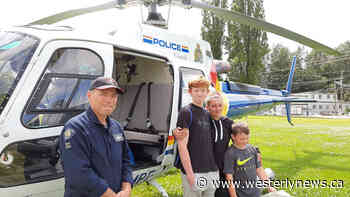 UPDATE: Missing Langford teens found safe - Westerly News