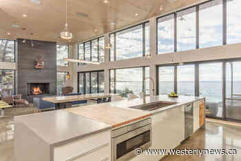 West Coast builder earns four VIBE awards – Tofino-Ucluelet Westerly News - Westerly News