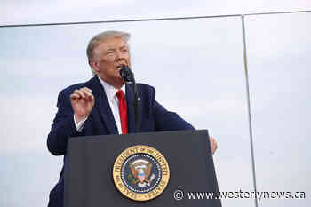 For nation's birthday, Trump slams enemies within the U.S. - Westerly News