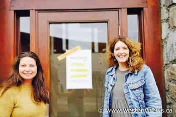 Ucluelet artists launch pop-up art exhibition – Tofino-Ucluelet Westerly News - Westerly News