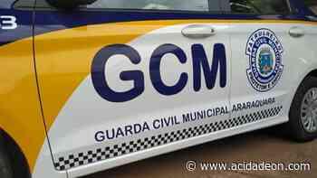 Homem desacata Guardas Municipais e é detido - cotidiano - ACidade ON