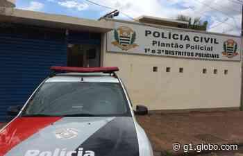 Mulher é agredida com barra de ferro por ex-namorado em Araraquara - G1
