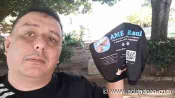 Taxistas de Araraquara realizam a campanha 'Ame o Raul' - ACidade ON