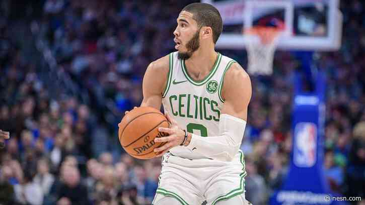 Celtics' Jayson Tatum Feels It Would Have Been 'Insensitive' To Opt Out Over Finances
