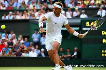 """Rafael Nadal: """"Viele Leute glaubten, ich würde auf Gras niemals gut genug sein"""" - Tennis World DE"""
