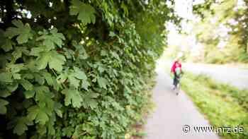 Neuer Radweg von Neukirchen-Vluyn nach Kamp-Lintfort - NRZ
