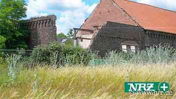 Denkmal Gut Asdonk in Kamp-Lintfort steht vor dem Abriss - NRZ