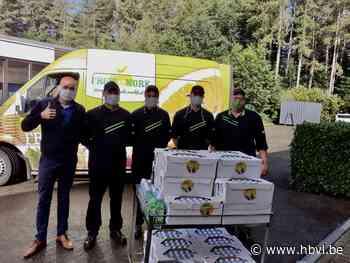 800 melkbrikjes voor Ter Heide - Het Belang van Limburg