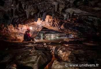 Spéléo 1/2 journée : grotte d'Haitzalde mardi 4 août 2020 - Unidivers